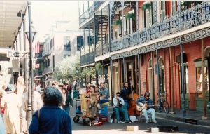 Nawlins Street Tunes